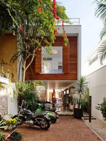 Galeria arquitetos - Maison brooklin sao paulo galeria arquitetos ...